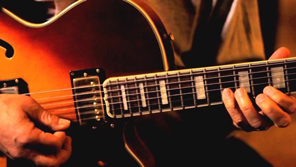 aprender a tocar jazz en guitarra