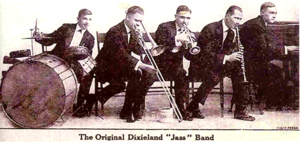 estillos de jazz, new orleans en chicago