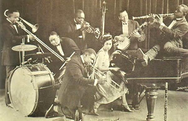 estilo new orleans, historia del jazz