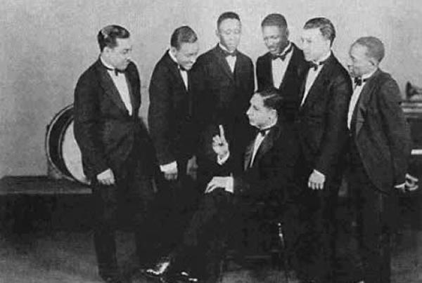 ragtime, historia del jazz