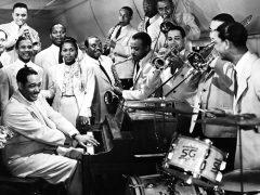 el swing como parte de la historia del jazz
