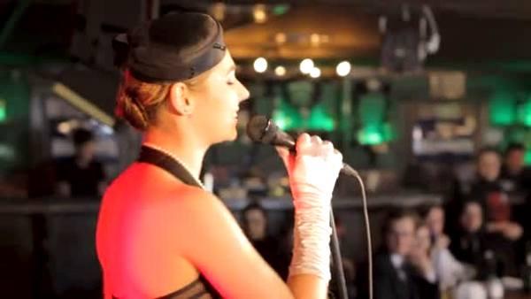 cantantes de jazz mujeres en españa