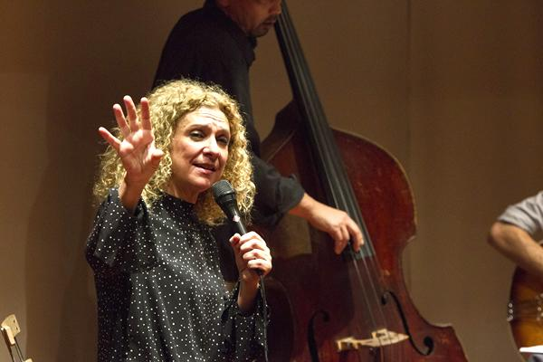 carme canela, cantantes de jazz mujeres en españa